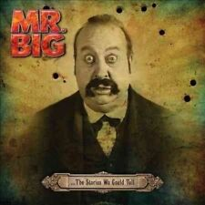 MR. BIG The Stories We Could Tell CD BRAND NEW Digipak