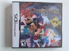 Disgaea Ds - Nintendo DS 3DS BRAND NEW FACTORY SEALED RPG RARE OOP NIS