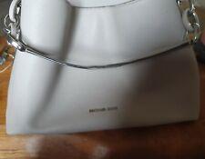 Genuine Michael Kors  Medium Leather Tote Bag Beige