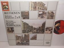EL 27 0563 1 Beethoven Syms Nos. 2 & 8 London Classical Players Roger Norrington