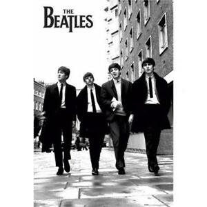 The Beatles In London Poster Print Picture 61x91cm / 24x36 inches Music Rock Pop