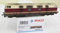 Saxonia Modellbau-Piko 59580 Diesellok BR 118 339-1 TOP gealtert DR Epoche 4 DSS