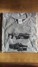 "Gears of War 4 - Official ""Weapons"" T-Shirt - Size S - New, Sealed"