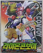 Transformers Beast Wars C-16 Lio Leo Convoy