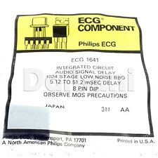 ECG1641 Original New Philips Integrated Circuit replaces NTE1641