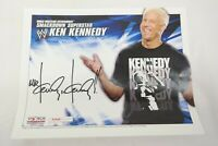 Ken Kennedy Signed Photo PSA/DNA Autographed WWE Smackdown TY