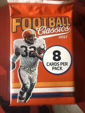 2017 Panini Classics NFL Football 8 Card UNOPENED Pack 🇺🇸
