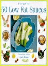 50 Low Fat Sauces,Linda Fraser
