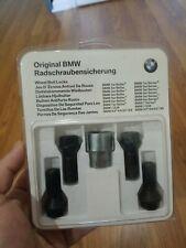 New Genuine Original BMW Wheel Bolt Locks Kit 36136792851