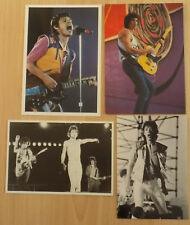 ROLLING STONES SET OF 4 POSTCARDS