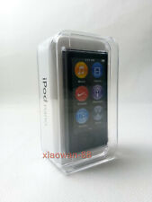 """Brand New"" Apple iPod nano 7th Generation Black 16GB MP3 Player - Latest Mode"