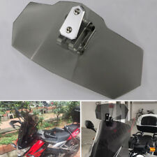 Clip On High Deflector Windshield Windscreen Spoiler For BMW R1100S All Years