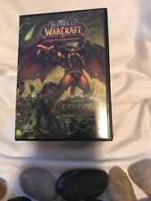 WORLD OF WARCRAFT MARCH OF THE LEGION CARD GAME