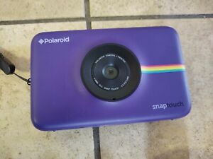 Polaroid Snap Touch Portable Instant Print Digital Camera with LCD Touchscreen