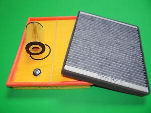 kl. Filterset Filtersatz Inspektionspaket Opel Zafira B 1.6 (85kW/115PS)