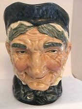 "Royal Doulton Granny Toby Mug Jug 6 1/2"" Mark A Large United Kingdom England"