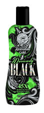 Australian Gold Deviously Black 45x Dark Bronzing Lotion Sunbed Cream, 250ml