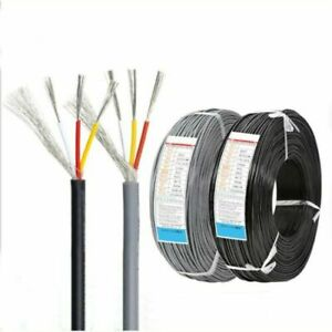 UL2547 Shield Cable Audio Signal Wire 18/20/22/24/26/28 AWG,2/3/4/5/6/7/8 Cores