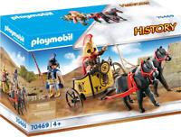 Playmobil History Set 70469 Achilles and Patroclus (Trojan War) Greek Mythology