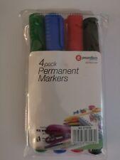 POUNDIUM 4 Pack Permanent Markers
