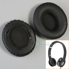 Replacement Ear Pads Earpads Cushions for Monster Beats By Dr. Dre SOLO/SOLO HD