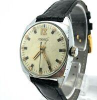 Vintage RAKETA Antimagnetic 12 USSR Men's Watch 80s 2610 Rare Mechanical Retro