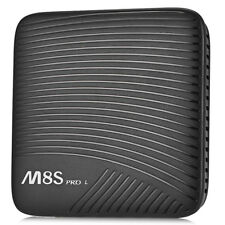 Mecool M8S PRO L 4K TV Box Cortex - A53 CPU Bluetooth 4.1 + HS US 3GB + 32GB
