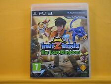 ps3 INVIZIMALS The Lost Kingdom An Action Adventure Game PAL UK REGION FREE
