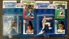 Set of  sealed 1993 Starting Lineup Nolan Ryan & rookie Jeff Bagwell + cards