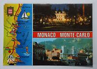 Schöne alte Ansichtskarte AK - Monaco Monte-Carlo