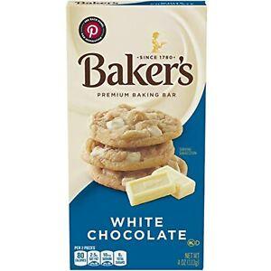 Baker's, Premium White Chocolate Baking Bar