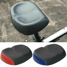 Replacement Seat Wide Large Elastic Ergonomic Cycling Cushion Bicycle Saddle