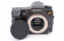 Sony Alpha a700 12.2MP Digital SLR Camera - Black (Body Only)