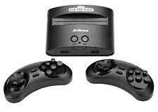 AtGames Sega Mega Drive Classic 512MB Black Console (PAl)