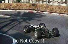 Jochen Rindt Cooper T77 Grand Prix de Mónaco 1965 fotografía