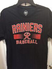 Tacoma Rainiers 47 Brand Shirt Medium Minor League Baseball Washington State