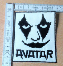 RARE WOVEN AVATAR PATCH At The Gates Dark Tranquillity In Flames SOILWORK ASP