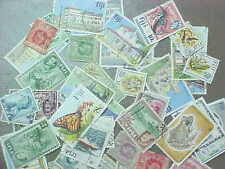 50 DIFFERENT FIJI STAMP COLLECTION - LOT