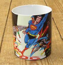 Superman Batman Justice League Comic Strip Art Work MUG
