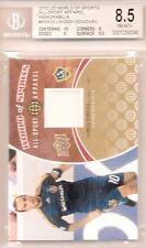 Landon Donovan Graded 2010 Upper Deck World Of Sports Apparel Memorabilia NM-MT+