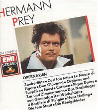 Hermann Prey: Opernarien ZAUBERFLÖTE DON GIOVANNI LE NOZZE DI FIGARO..