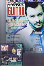 MANIC STREET PREACHERS / DAVID GILMOUR Total Guitar + CDno.49Nov 1998