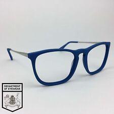 407fb48450 SPECSAVERS eyeglasses MATT BLUE SQUARE frame MOD  30268166