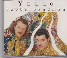 YELLO-Rubberbandman cd  maxi single