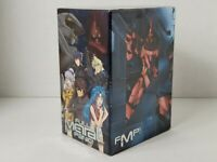 Full Metal Panic ! Mission 1-7 Box Set W Posters 2003 Anime ADV Films Region 1