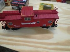 MTH train  O Norfolk Southern Extended Vision Caboose #555685  no box