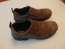 Men's Duluth Trading Co. Taupe Suede Moc Shoes-10.5M
