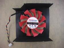 75mm VGA Video Card Fan For MSI R7950  4Pin 0.50A FD8015U12S  278
