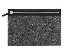 Swarovski Dark Grey Crystals GLAM ROCK BAG Evening Party Bag #5251646 New