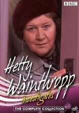 HETTY WAINTHROPP INVESTIGATES : THE COMPLETE COLLECTION  -  DVD - PAL Region 2